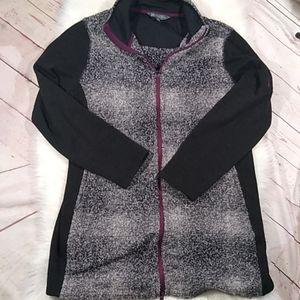 Title nine zip up sweatshirt XL